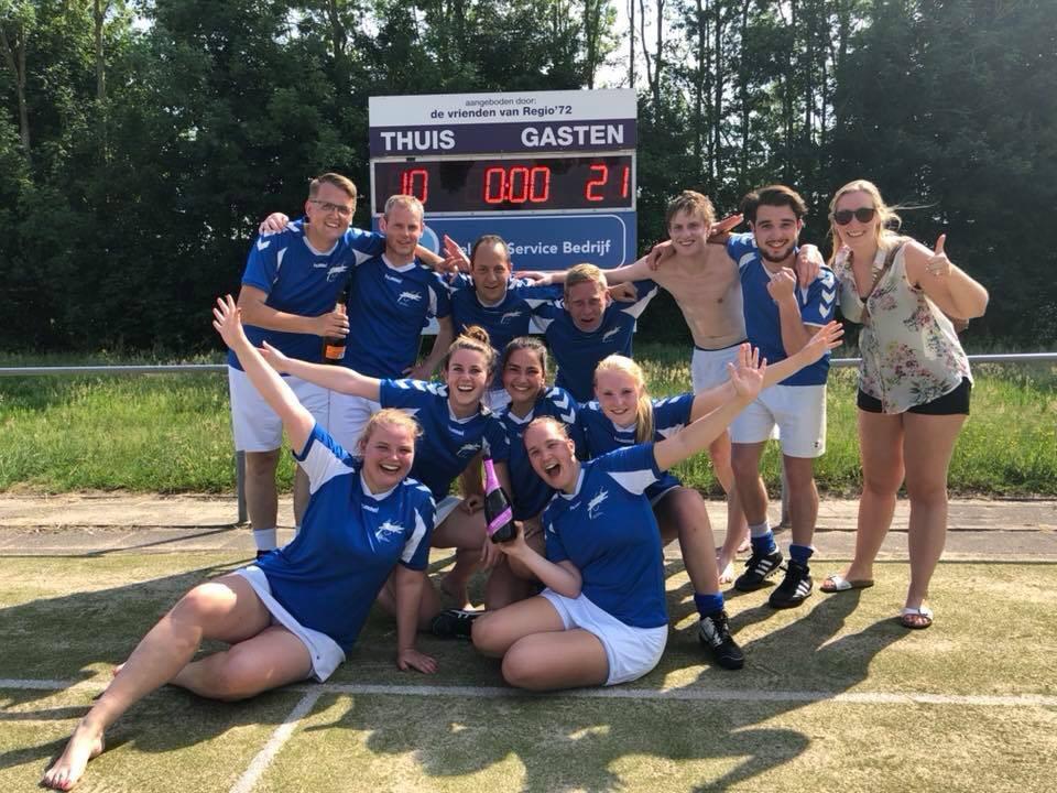 Oost-Arnhem 4 kampioen