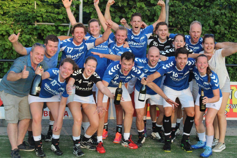 Oost-Arnhem 2 kampioen